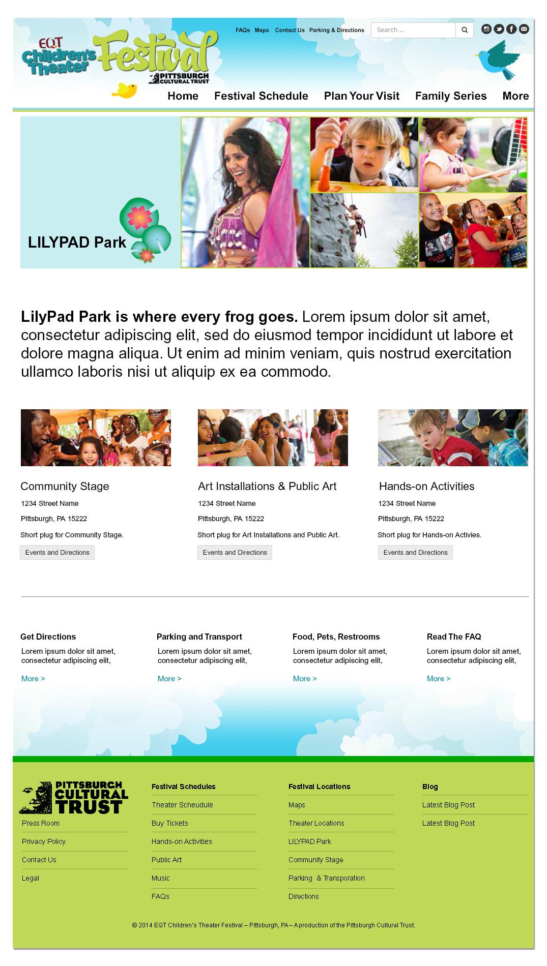 1024 Main Location Page (LilyPad Park)