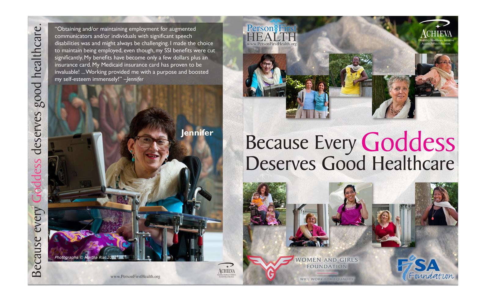 Women with Disabilities Healthcare legislative book