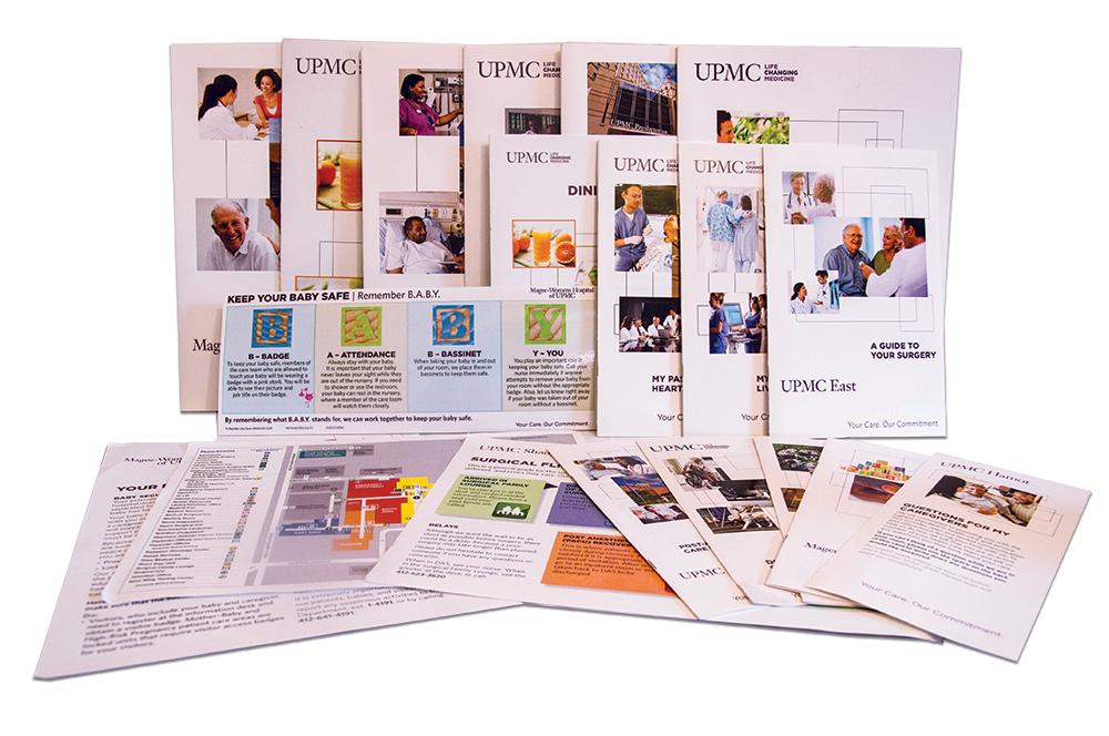 UPMC Production Design