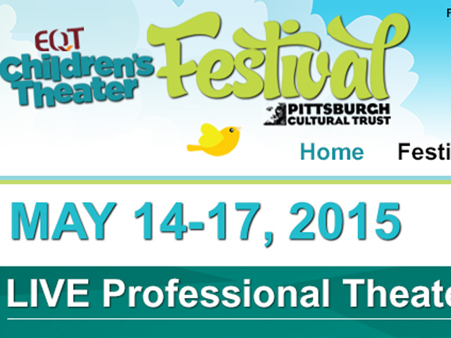 Pittsburgh's Children's Theater Festival