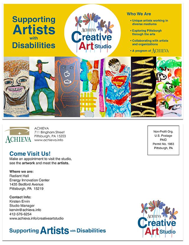 Creative Art Studios (8.5 x 5.5)